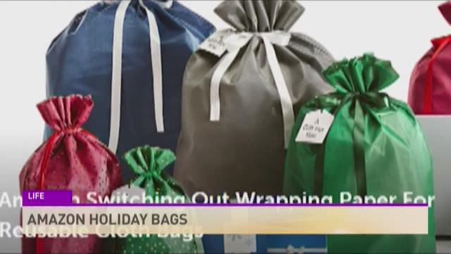 Amazon Will Ship Presents In Gift Bags Myfoxzone